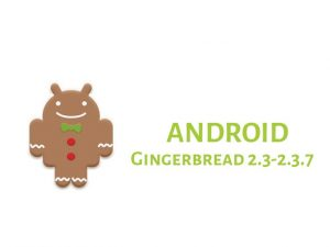 androd gingerbread 2.3-2.3.7