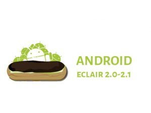 android eclair 2.0-2.1