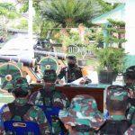 Gelar Latihan Posko I, Kodim Aceh Selatan Siap Membantu Pemda Menangani Karhutla