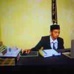 Munawir Mahasiswa UIN AR-Raniry Disidang via Daring