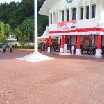 Tengah Pandemi, Peringatan HUT Ke-75 RI di Aceh Selatan Semarak
