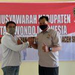 Perwakilan Propinsi Aceh Hadiri Muscab TI Kabupaten Aceh Selatan