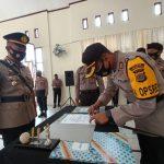Polres Aceh Selatan Gelar Sertijab Sejumlah Kasat dan Kapolsek