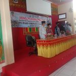 Tgk Amran Kukuhkan Pengurus DPC IPeKB Aceh Selatan Masa Bakti 2019-2023