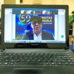 TP Unsyiah, UMP dan Poltas Sukses Gelar ICATES 2020 Secara Virtual