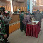 Empat Fraksi DPRK Aceh Selatan Menyetujui Rancangan Qanun APBK-P Tahun Anggaran 2020