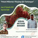 Teknik Pertanian Unsyiah Gelar Kuliah Umum Agrotechnopreneurship