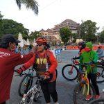 Gelar Gowes Bareng di Solo, AMAN Indonesia Pastikan Itu Tertib Protokol Kesehatan