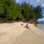 Abrasi Pantai Lhok Ketapang Kian Parah
