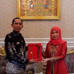 Rencong Batu Bertahan di Posisi Puncak Polling, Ketua Dekranasda Aceh Selatan Apresiasi Dukungan Masyarakat