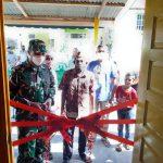 Peringatan HUT TNI, Janda Veteran Nek Nur Siti (75) Terima Program Rehab Rumah