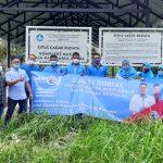 Partai Gelora Aceh Besar Ziarah ke Makam Pahlawan dan Gelar Baksos
