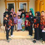 Srikandi MPC Pemuda Pancasila Lakukan Santunan Anak Yatim