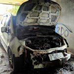 Misteri ! Aksi Pembakaran Mobil Tengah Malam, Ketika Warga Sedang Terlelap Tidur