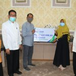 BPJS Ketenaga Kerjaan Santuni Dana Kematian Melalui Pemkab Aceh Selatan