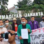 BEM PTM Zona III: Sasaran Kami Jokowi Atau Airlangga Hartanto Bukan Staffsus Milenial
