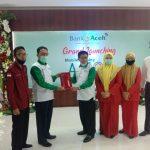 PT Bank Aceh Syariah Cabang Tapaktuan Ikuti Launching Aplikasi Mobile Banking Action Secara Virtual