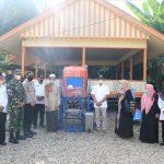Yayasan Aceh Hijau serahkan 80 unit Sarana Cuci Tangan Pakai Sabun (CTPS) ke Aceh Selatan