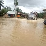 Seumanah jaya sebanyak 500 rumah yang terendam banjir 300 rumah dinyatakan harus mengungsi
