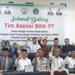 Prodi Perbandingan Mazhab dan Hukum Jalani Visitasi Akreditasi Program Studi Dari BAN-PT