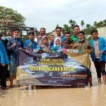 Ormawa Fakultas Syariah dan Hukum UIN Ar-Raniry Banda Aceh bantu korban Banjir Aceh Utara dan Aceh Timur