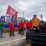 Aliansi Muslim Aceh Cinta Damai Mendukung Ketegasan TNI/POLRI dan menolak kedatangan Riziek Shihab di Aceh