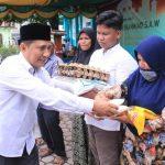 MTsS Harapan Bangsa dan MIN 11 Aceh Barat Menggelar Kegiatan Maulid Akbar