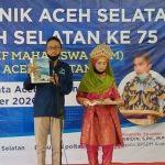 Gelar Perayaan Dies Natalis ke 10, Poltas Launching Buku Pesona Aceh Selatan
