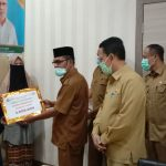 Pemkab Aceh Selatan, Salurkan Hadiah Pemenang Perlombaan Qiraatul Qutub (MQK) Tingkat Propinsi Aceh Tahun 2019