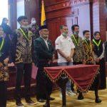 Pengurus SEMMI Kota Banda Aceh dan Kabupaten Aceh Besar Dilantik