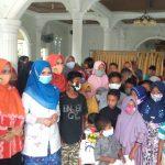 Mengenang 16 Tahun Tsunami Aceh, Pemko Banda Aceh Bagikan Makanan