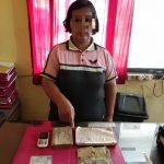 IRT Kedapatan Jual Nomor Judi Togel Diamankan Polsek Tapung Hulu