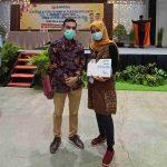 Angkat Ide NgoPi, Mahasiswa UTU Raih Penghargaan Terbaik II Nasional di Ajang SKPP 2020