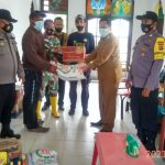 Camat Ranto Peureulak salurkan bantuan Banjir untuk 10 Desa di Kecamatan Ranto Peureulak