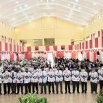 Bupati Aceh Selatan Tgk Amran Lantik Gurunya Jadi Ketua PGRI Asel
