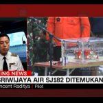 Black Box Pesawat Sriwijaya Air SJ182 Di Temukan