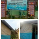 SDN 5 Peunaron yang berdindingkan kayu butuh perhatian serius dari pemerintah
