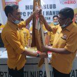 Dewan Muda Asmara Terpilih Secara Aklamasi Menjadi Ketua DPC Hanura Aceh Selatan