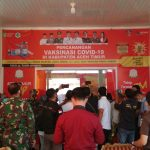 Penyuntikan Vaksin Covid-19 di Aceh Timur Tertutup, Ada Apa?