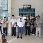 Sekda Aceh dr. H. Taqwallah, M.Kes Pantau Vaksinasi Covid-19 di Aceh Selatan