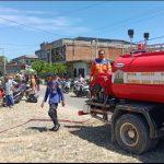 Kebakaran Toko Apotik di Kota Fajar