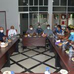 Bupati Aceh Timur Rakor Bersama Pimpinan Perusahaan Terkait Perbaikan Insfrastruktur