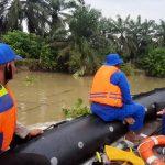 Tenggelamnya Warga Dusun Tanjung Puntie, Desa Blang Balok.