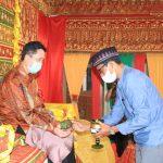 Bupati Aceh Selatan Tgk Amran Sambut Kajari Baru