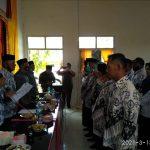 Gelar Konferensi Ke XXII, Sugeng Pimpin PGRI Kecamatan Peunaron