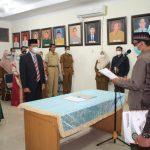 Bupati Aceh Selatan Memindahkan Mantan Setdakab Aceh Selatan Ke Posisi Strategis
