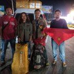 Team XPDC UKM-PA MALAM Hukum Fakultas Hukum Lolos berangkat mengikuti XPDC Ke Gunung Leuser