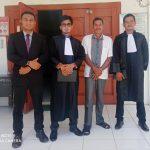 PN Suka Makmue Putuskan Lepas Baharuddin Dalam Perkara Penyerobotan Lahan PT. MPG