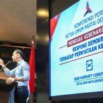 AHY: KSP Moeldoko dan Kubunya Pembohong