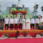 Bupati Aceh Selatan Tgk.Amran Membuka Musabaqah Tilawatil Qur'an (MTQ) ke XXXV Tingkat Kabupaten Aceh Selatan
